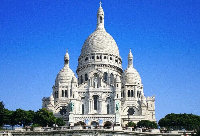 Top 5 kościołów w Paryżu