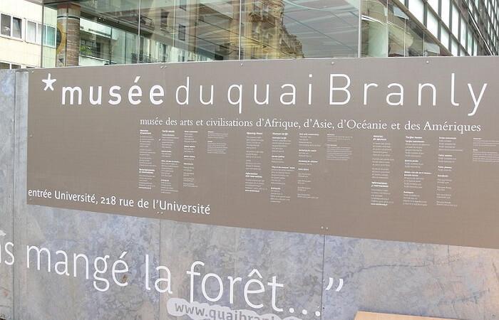 Musée de quai Branly: wystawy sztuki pozaeuropejskiej